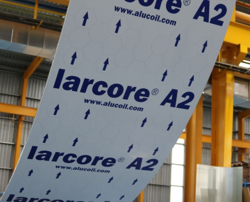 Alucoil Systems larcore