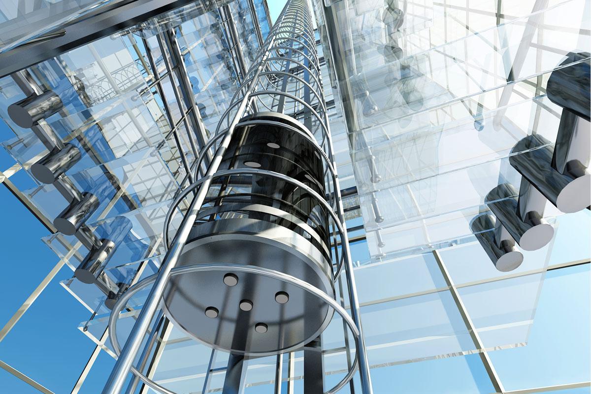 Infraestruscturas ascensores