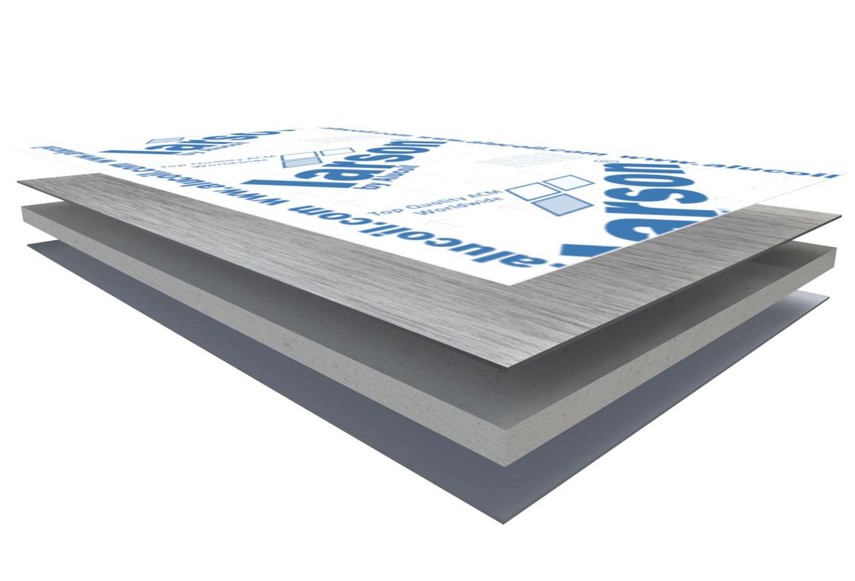 Panel larson Alucoil